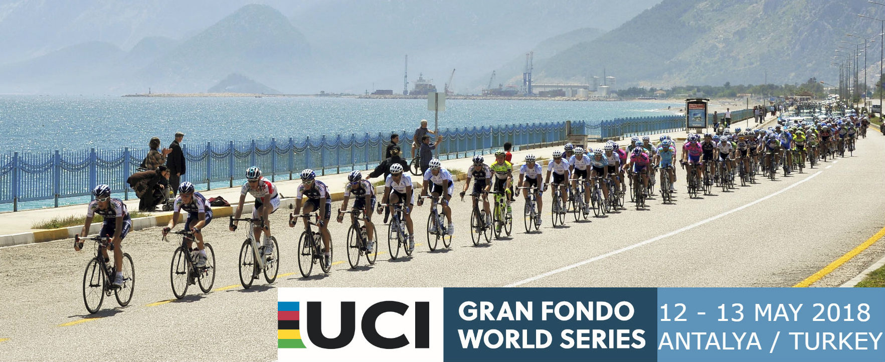 UCI Gran Fondo World Series: Antalya – 2018